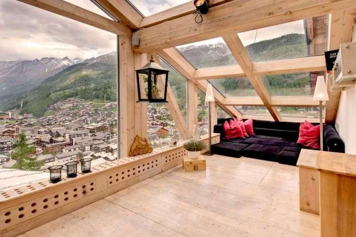 20 вдохновляющих примеров красивого оформления интерьера террас и веранд