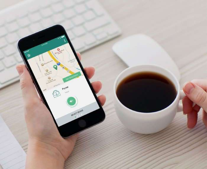 Крошечный GPS-трекер, с которым точно знаешь, где твой автомобиль, ключи, жена и дети