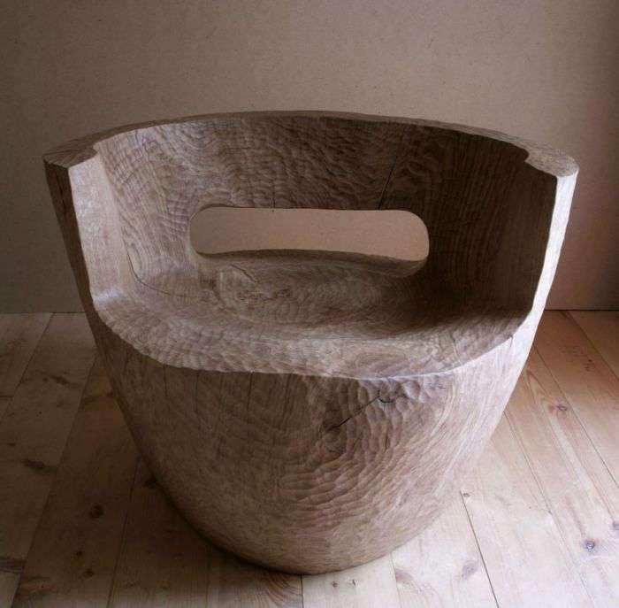 25 дизайнерских идей, как с помощью оригинальной деревянной мебели наполнить дом теплом и уютом