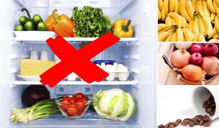 11 продуктов, которые не нужно хранить в холодильнике