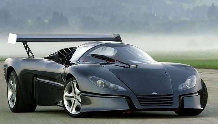 10 роскошный автомобилей, которые существуют в единственном экземпляре
