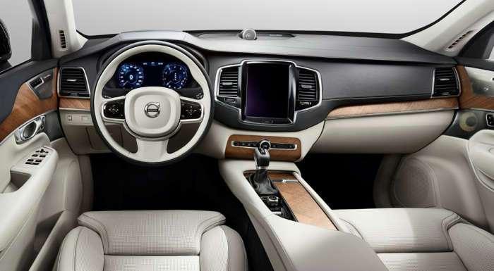 7 самых удобных и технологичных салонов в новых автомобилях