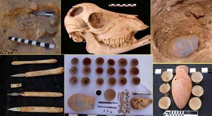 10 неожиданных находок, которые были сделаны в гробницах по всему миру
