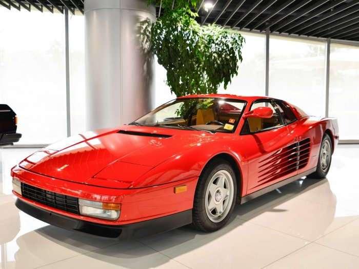 5 знаковых автомобилей Ferrari, которые вызывают полный восторг