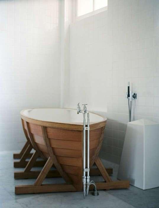 18 восхитительных ванн, которые превратят унылый санузел в маленький шедевр