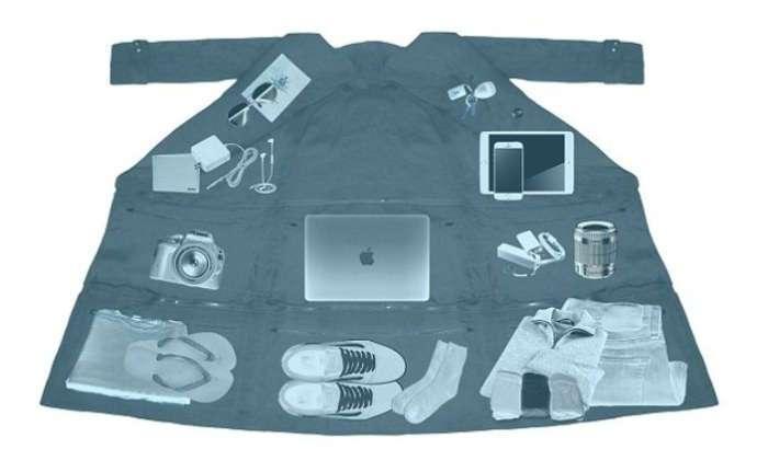 Пальто-трансформер, с которым чемодан уж и не нужен