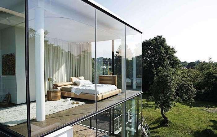 Под прозрачным колпаком: плюсы и минусы стеклянного жилья