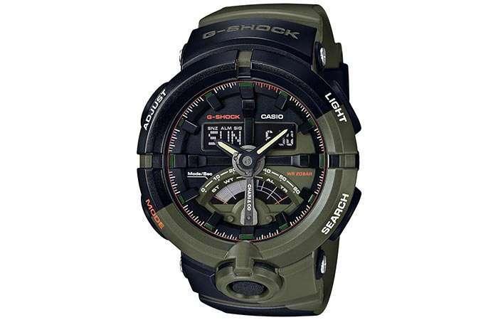 Новинка от G-Shock для любителей настоящей спортивной классики