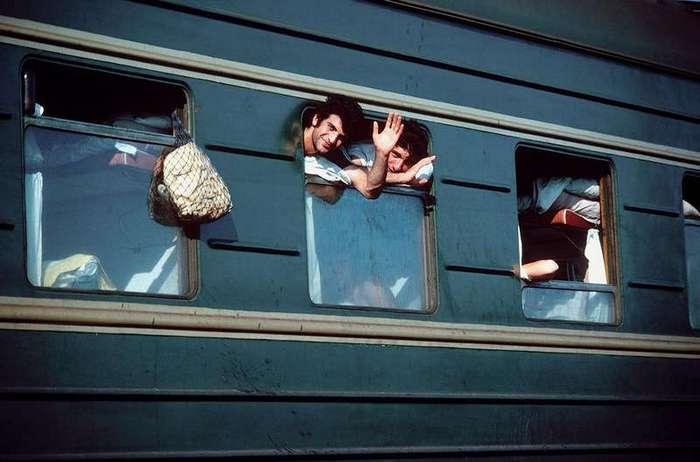 Ушедшая в ИСТОРИЮ СТРАНА: 1981 год в цвете. СССР. Незабываемое