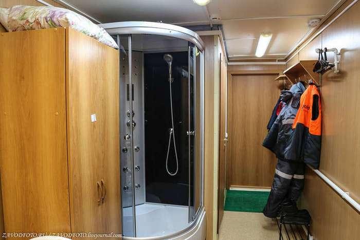 Как живут вахтовики в Якутии