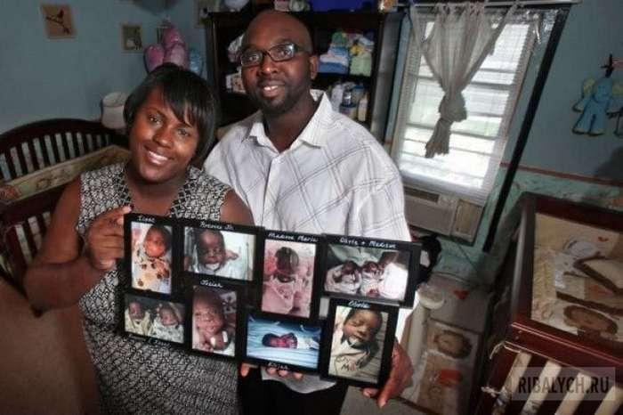Семейство МакГи: продолжение счастлиой истории (8 фото)