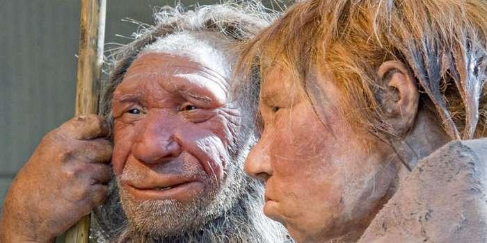 О реконструкциях древних людей
