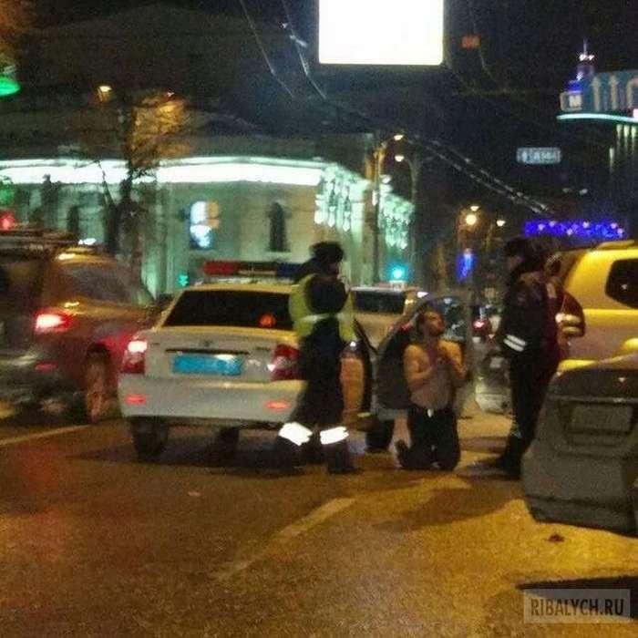 Автоюмор в дорогу (25 фото)