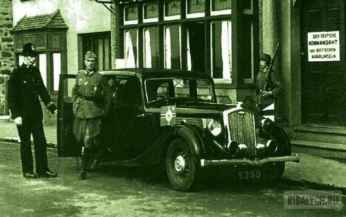 Как англичане предали страну: история забытого позора (20 фото)