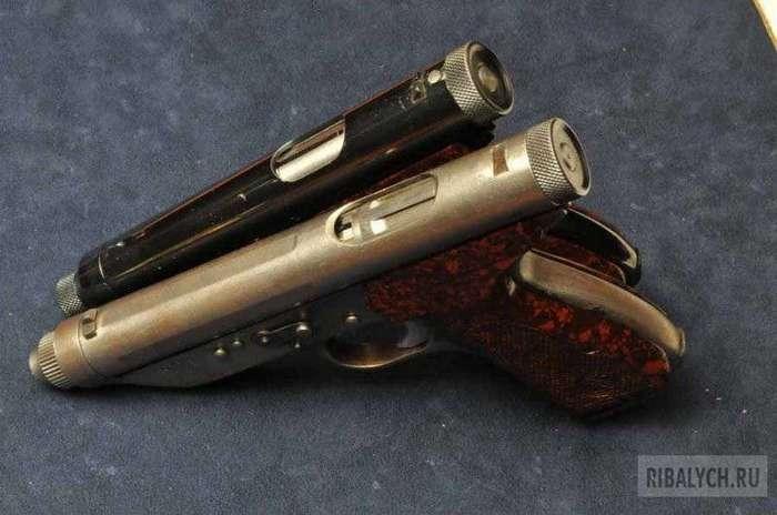 Пистолет-пулемет Леркер: слишком эффективный — запретить (5 фото)