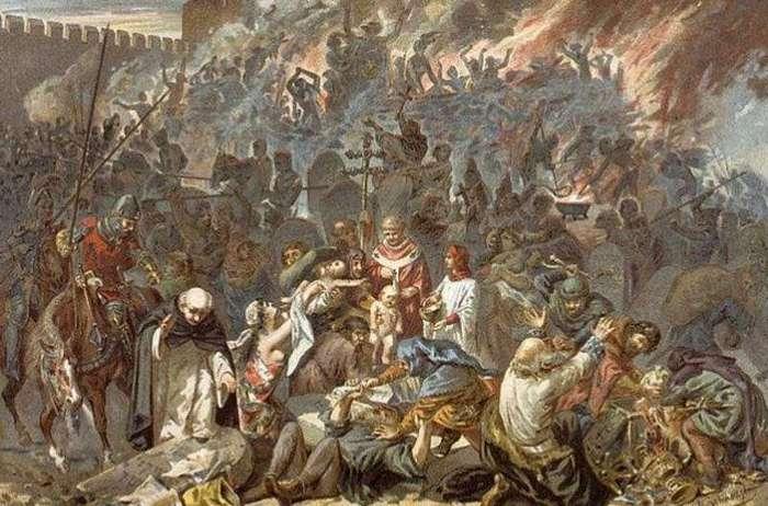 10 подробностей наихудших трагедий в истории человечества