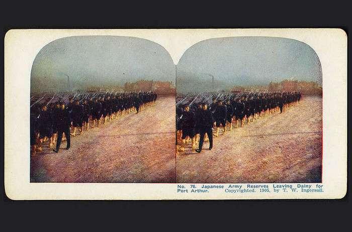 Русско-японская война в фотографиях