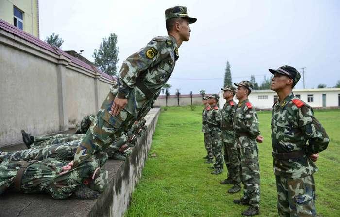 Как на самом деле воюют китайцы