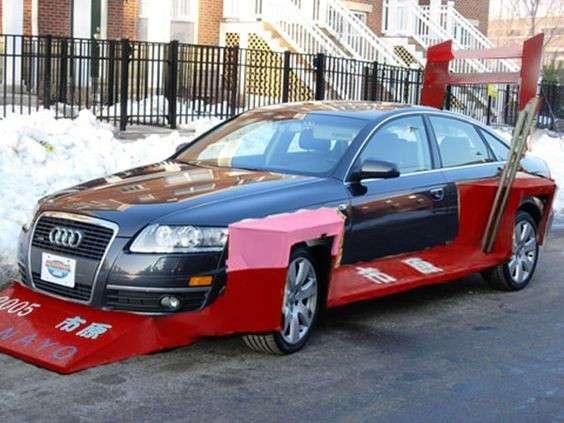 Автомобили, автомобили - что с вами сотворили