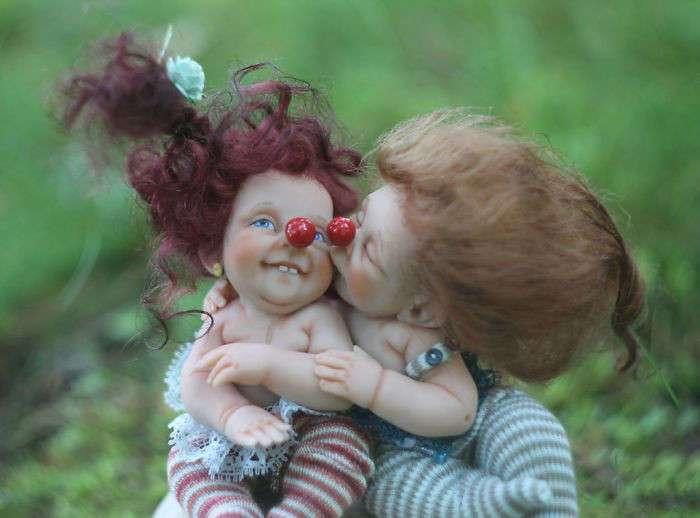 Маленькие и безумно симпатичные куклы