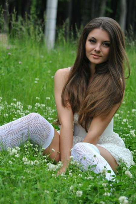 Фотографии со страничек девушек в социальных сетях