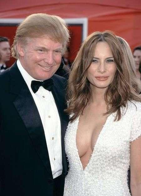Эволюция Меланьи Трамп: от скромной модели из Словении до Первой Леди