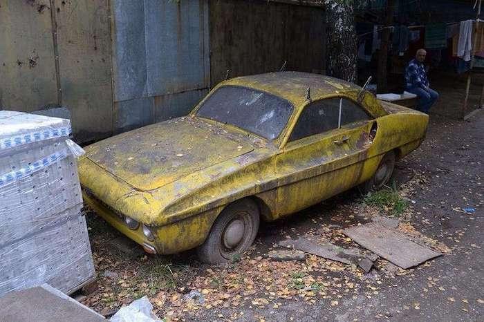 -Спорт-900- - советское спортивное купе на базе агрегатов ЗАЗ