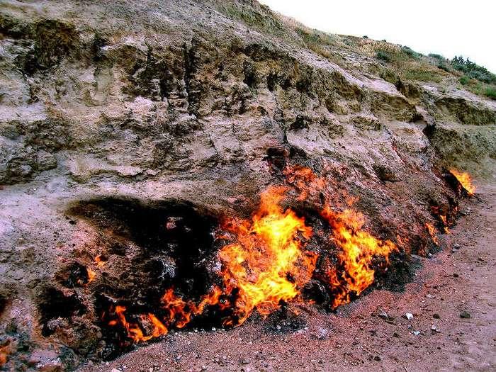 Огненная гора