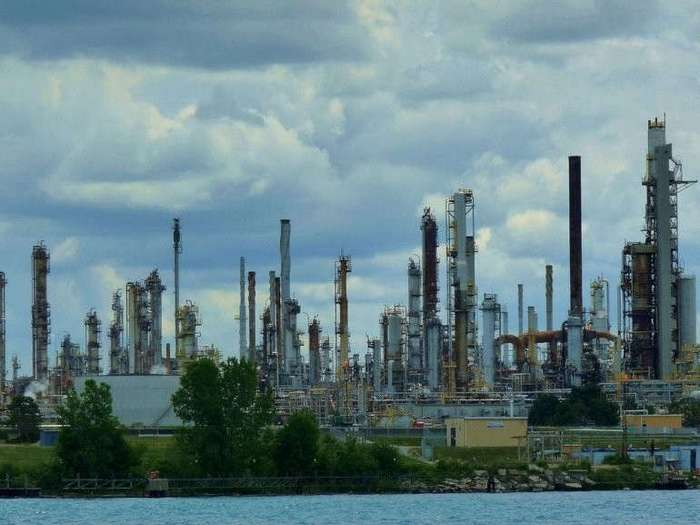 Химическая долина Сарнии