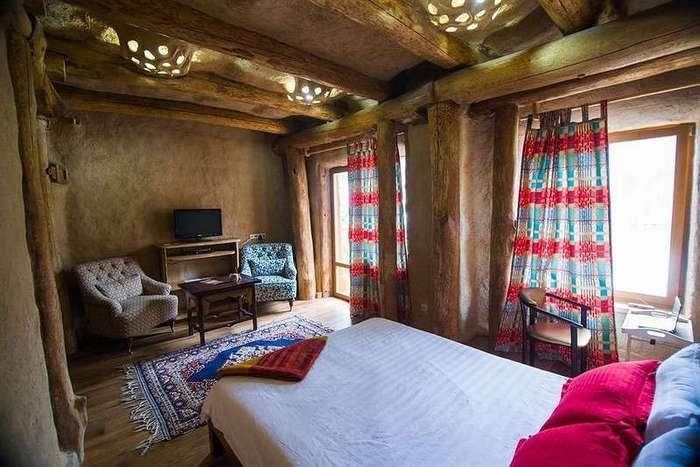 Самые необычные гостиницы России