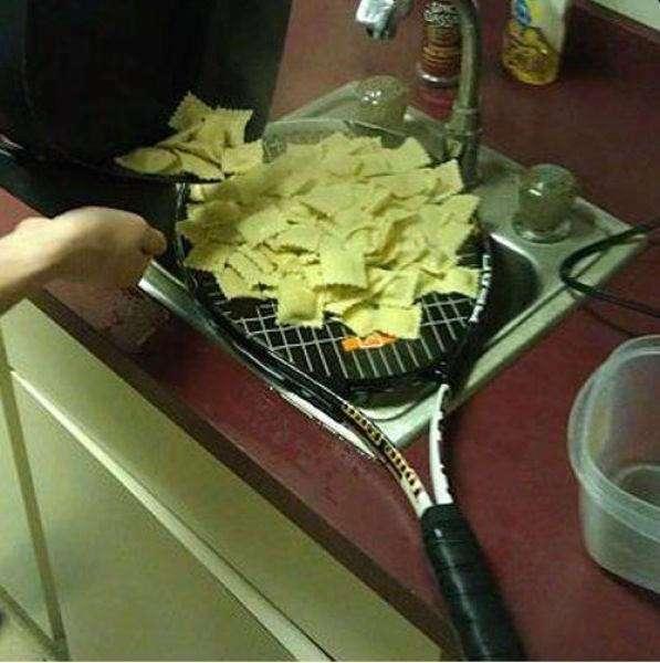Когда за готовку берётся мужчина