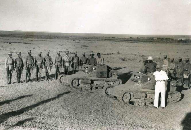 Сабля против танка