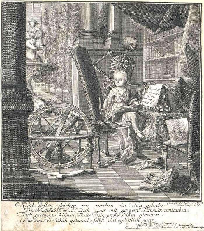 О Кристиане Хейнекене – -младенце из Любека-