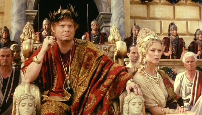 Локуста и римские императоры