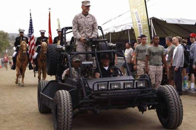 Пустынные багги американской армии