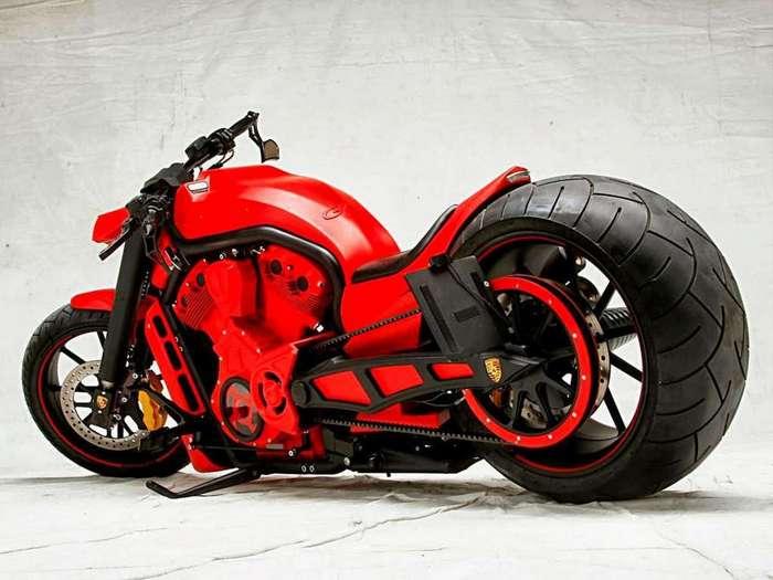 Пост восхитительных мотоциклов