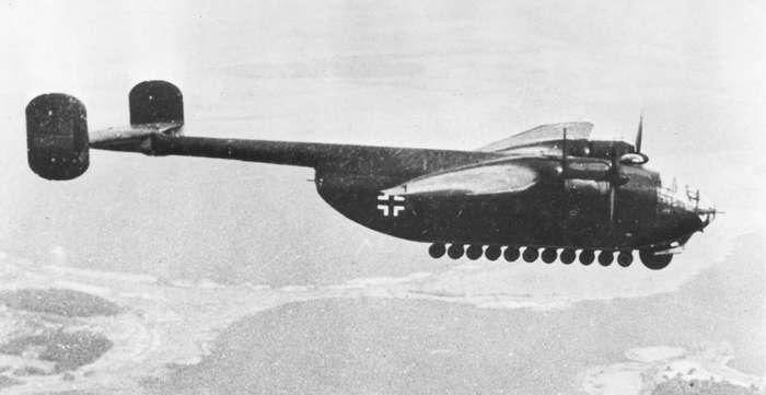 Сумрачный тевтонский гений в авиации
