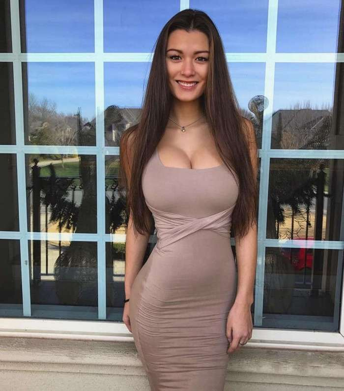 Платья бывают разные