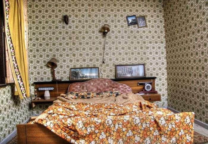 Удивительный заброшенный в 1960-х годах дом, где время остановилось