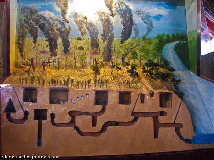 Музей партизанской войны во Вьетнаме