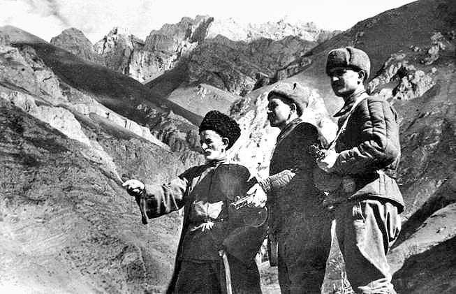 Почему с 1942 года на войну не брали жителей Северного Кавказа?