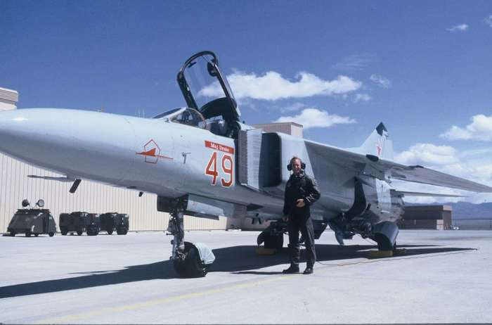 Оценки американцами советского МиГ-23