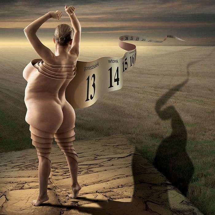 16 иллюстраций, раскрывающих темную сторону современного общества