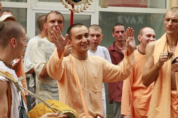 Когда кришнаит попадает в армию