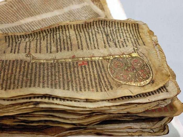 10 древних книг, открывающих тайные знания