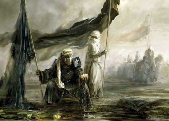 Прокаженные рыцари