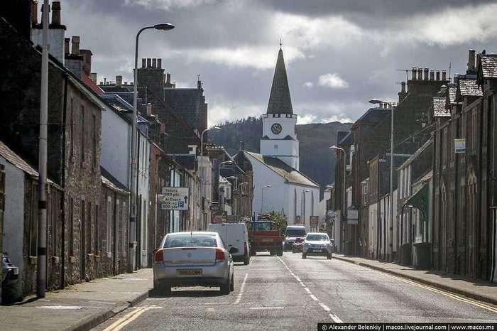 Путешествие в шотландскую деревню