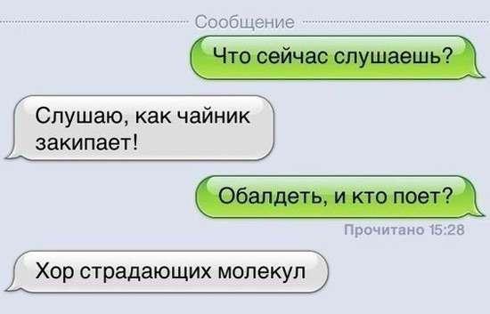 ВЕСЁЛЫЕ СМС-АССОРТИ