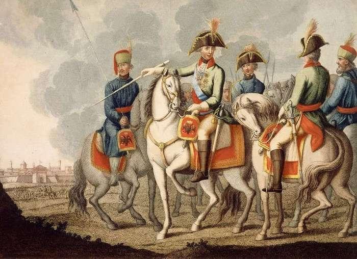 За что Суворов наградил солдата, весь бой просидевшего в кустах