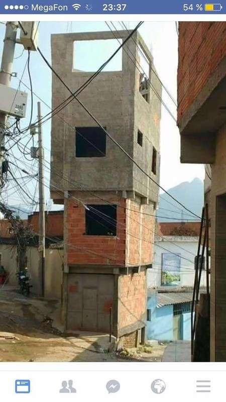 Подборка строительного маразма